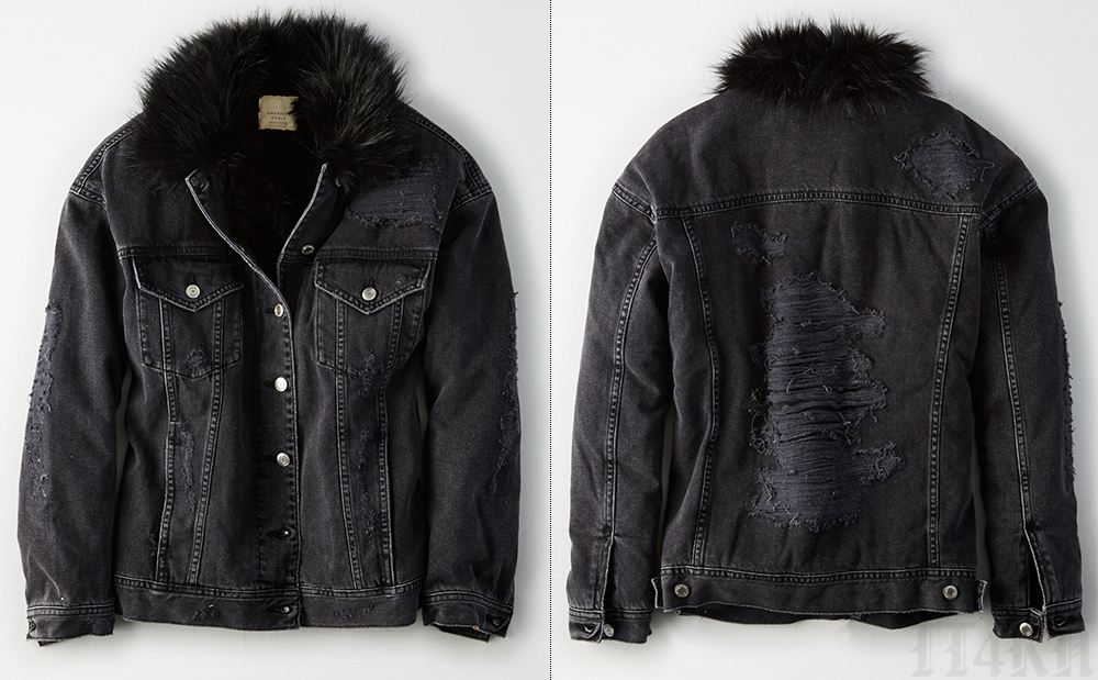 d0fa9b0d3 American Eagle Womens Fur Sherpa Lined and 50 similar items