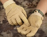 Army Combat Training Tactical Gloves Men Military Police Soldier Paintball Outdo