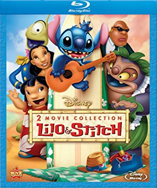 Disney Lilo & Stitch: Two-Movie Collection [Blu-ray]
