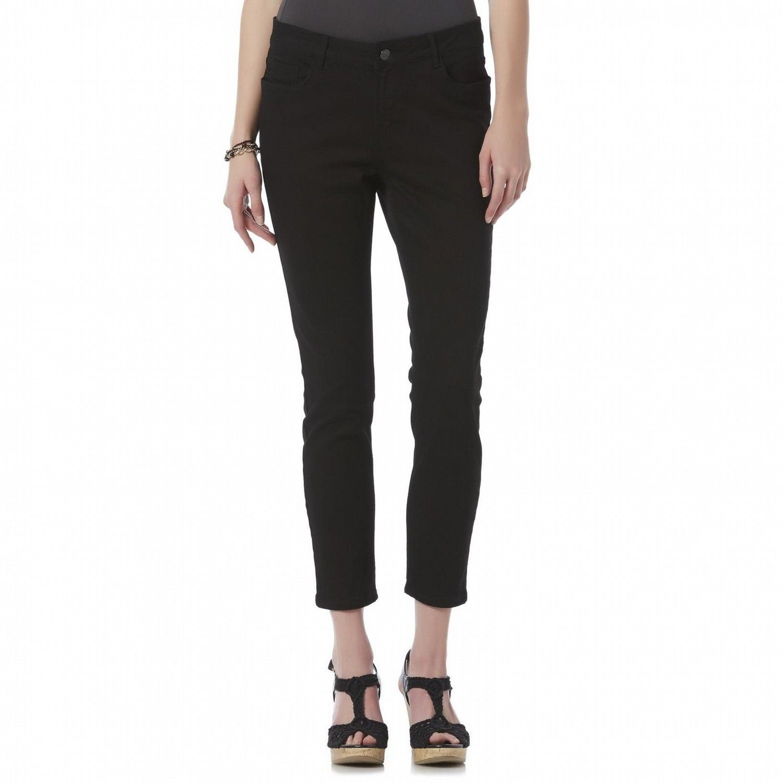 1d0477fb03676 Route 66 Womens Skinny Capri Jeans Pants and 10 similar items. S l1600