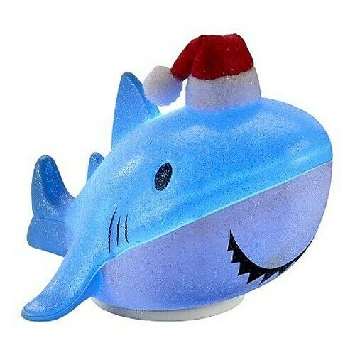 Philips LED Baby Shark w/ Santa Hat USB Powered Color Changing Light Decoration