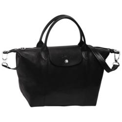 Longchamp top handle s le pliage cuir l1512737001 0
