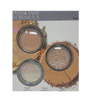 3 PHYSICIANS FORMULA FACE POWDER, MINERAL WEAR & YOUTHFUL WEAR - $26.99
