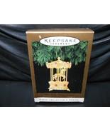 "Hallmark Keepsake ""Tobin Frawley Holiday Carousel"" 1994 Magic Ornament USED - $4.90"