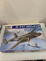 1/48 Revell B-25J Mitchell bomber kit 85-5512 ~ NEW! - $37.39