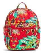 Vera Bradley Quilted Signature Cotton Leighton Backpack, Rumba - $69.90