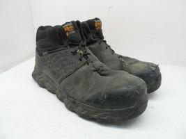 Timberland Men's Pro Ridgework Mid Comp Toe Safety Work Boot A1OP6 Black... - $28.49