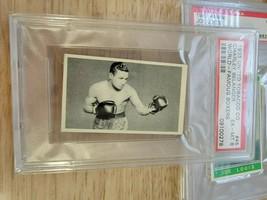 1935 United Tobacco Co  UTC #45 CHARLEY BELANGERPSA 6 WORLD FAMOUS BOXERS - $88.11