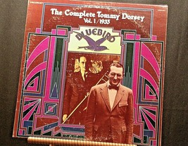 Complete Tommy Dorsey volume 1/ 1935 AA20-2121 Vintage image 1