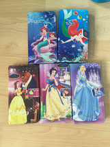 Disney Princess PU Leather Case Wallet For Samsung Galaxy S6 Edge Plus + - $13.99