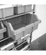 Classics Seville WEBK402 Extra Large Bins for Commercial Bin Rack System... - $29.69