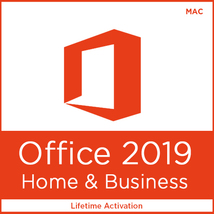 Microsoft Office 2019 Home Business Mac Key with Download - $85.49