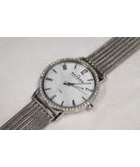 Skagen Women's 922SSSS Ancher Quartz 3 Hand Stainless Steel Silver Watch - $39.99