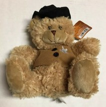 Medora Musical Sheriff Teddy Bear Plush North Dakota Stuffed Animal Fies... - $29.69