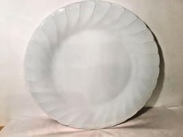 "Sheffield Bone White Fine China Dinner Plate Japan 10 3/8"" dia. Dinnerware - $7.40"