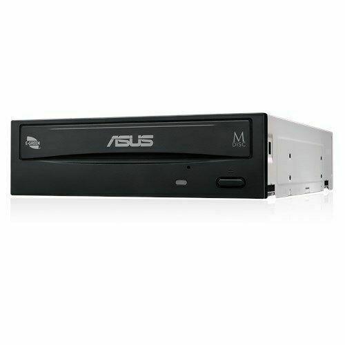 ASUS DRW-24D5MT INTERNAL DVD±R Burner DVDRW X24 CD-ROM X48 SATA Desktop PC Drive