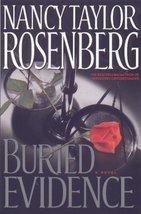 Buried Evidence Rosenberg, Nancy Taylor - $3.71