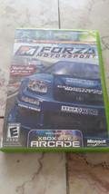 Forza Motorsport Original XBOX Game Fast FREE SHIP w/ Case! - $6.99