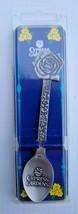 Vintage Cypress Gardens Collectible Spoon 1994 Souvenir 100% Fine Pewter - $23.47