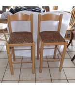 Pair of Bar Stools / Sidechairs - $349.00