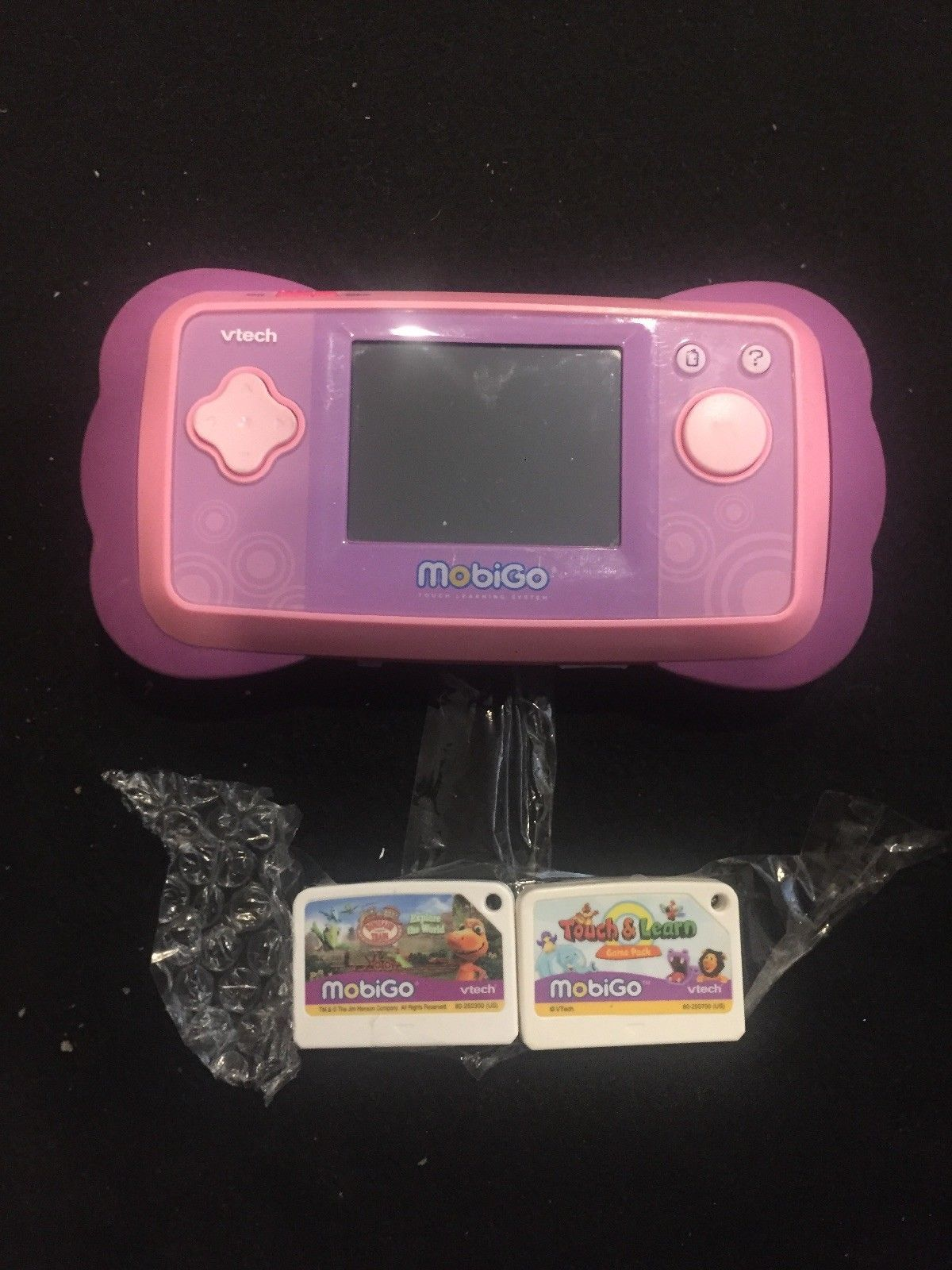1e2d1fa489 Pink   Purple Vtech Mobigo Touch Learning and 50 similar items. S l1600