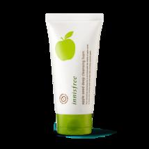Innisfree Apple Seed Deep Cleansing Foam 150ml - $8.99