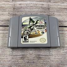 Supercross 2000 Nintendo 64 N64 Cartridge Only Tested Works Racing Super... - $9.89