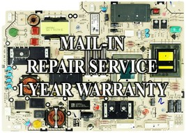 Mail-in Repair Service For Sony 1-474-294-11 Power Supply 1 YEAR WARRANTY - $69.95