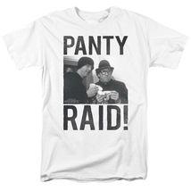 Revenge of nerds louis t shirt panty raid retro 80s movie graphic printed white tee thumb200