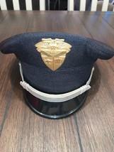 Bayly Inc Vintage Police Hat Marion Institute - $28.70