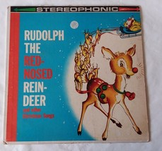 Rudolph The Re -Nosed Reindeer and other Christmas Songs XM S-4 Vinyl Re... - $11.61