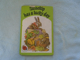 1975 Ladybird Book  Tasseltip Has A Lucky Day - $7.94