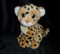 Ty 2011 Serengeti Ghepardo Selvaggio Best Bambino Leopard Peluche - $21.87
