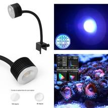 Led Aquarium Lights Nano Asta 20 Clamp Clip Remote Control Full Spectrum... - €62,29 EUR