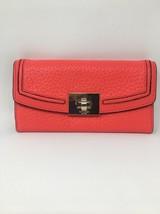 Kate Spade Jean Everett Way Geranium Wallet - $98.99