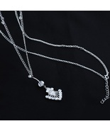White Navel Ring Belly Button Ring Waist Chain Body Piercing Jewelry - $10.00
