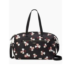Kate Spade Weekender Dawn Travel Bag Dusk Bud Nylon $329 - $129.99