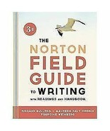 The Norton Field Guide to Writing, with Readings and Handbook 3rd Edition - $15.89