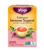Yogi Tea, Echinacea Immune Support, Caffeine Free, 16 Tea Bags, .85 oz (... - $4.00