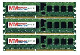MemoryMasters NOT for PC/! 24GB 3x8GB Memory ECC REG PC3-12800 Precision... - $46.17