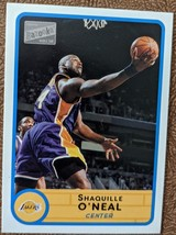 Shaquille O'Neal 11th Year Card (2003) - Topps 50 - $4.00