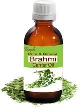 Brahmi Oil-Pure & Natural Carrier Oil- 30 ml Bacopa Monnieri by Bangota - $10.81