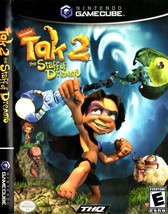 Tak 2 - The Staff of Dreams - Nintendo Gamecube  - $11.50