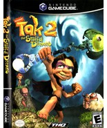 Tak 2 - The Staff of Dreams - Nintendo Gamecube  - $9.95
