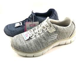 Skechers 12817 Air Cooled Memory Foam Slip On Sneakers Choose Sz/Color - $74.00