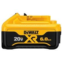 DEWALT 20V MAX Battery, Premium 6.0Ah (DCB206) - $93.50