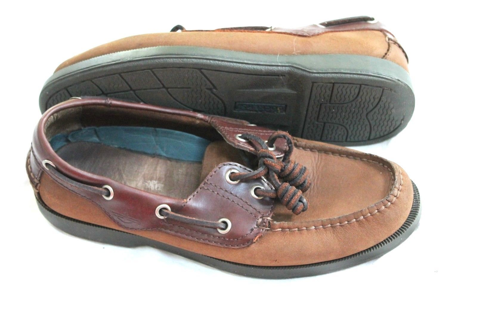 Primary image for Dockers Boat Shoes  Men's Size 7 M  Brown Shoes