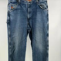 Wrangler Riggs Workwear Mens Denim Jeans Flame Resistant FR 42 x 34 - $24.63