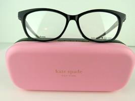 Kate Spade CARLISHA/F (807) Black 52-14-145 Eyeglass Frames - $66.45