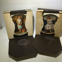 Lot of 2: A Young Girl's Dream/Waiting at the Dance by Norman Rockwell with COA - $22.77